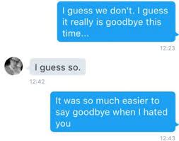 These Heartbreaking Last Messages From Exes Show The Pain That Love