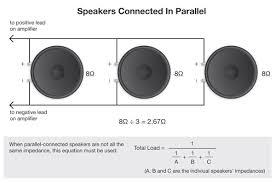 wiring 3 speakers wiring image wiring diagram wiring 3 8 ohm speakers in series wiring auto wiring diagram on wiring 3 speakers
