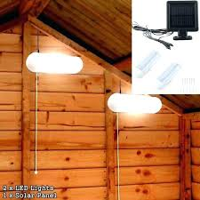 shed lighting ideas. Shed Lighting Ideas Solar Garden B