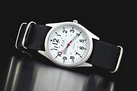 168錶帶配件視覺系 西門町潮店熱賣軍風pilot Style飛行風戰鬥機儀錶板造型石英錶nato錶帶
