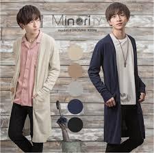 色違いであと一着欲しいかも シャツ 長袖 マイノリティ 切り替え