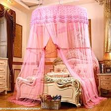 Court Style Mosquito Net Bed Canopy For Children Fly Insect ...