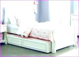Likable White Wood Twin Storage Bed Furniture Stores Near Me ...