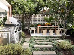 Small Picture Small Outdoor Kitchen Ideas Pictures Tips From HGTV HGTV