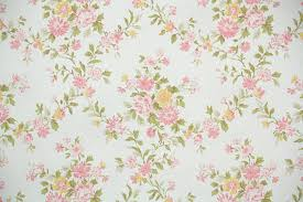 vintage wallpaper. Brilliant Vintage 1960s Floral Vintage Wallpaper On Hannahu0027s Treasures