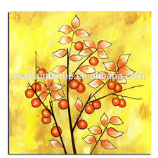 custome beautiful flowers artwork oil paintings on canvas for wholer