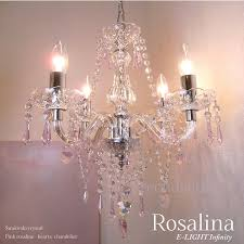 elite infinity swarovski crystal chandelier ericifolia rosalina heart pink chrome epd 066 dining porch living princess of elegant interior lighting