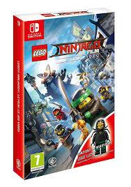 LEGO Ninjago Movie - Edition Day One - Nintendo Switch game