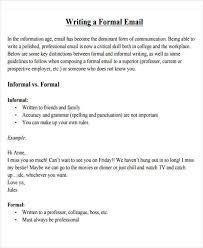 Business E Mail Format Free Premium Templates