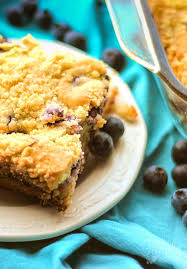 Blueberry Cream Cheese Coffee Cake 1