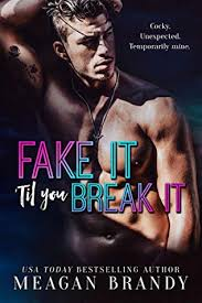✿REVIEW✿ FAKE IT 'TIL YOU BREAK IT [Kitty Kats Crazy About Books]