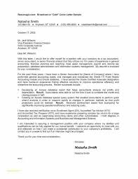 Examples Of A Cover Letter For A Resume Luxury Free Cover Letter