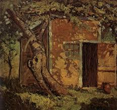 grant woodthe tree 1923 grant wood