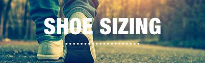 The Shoe Sizing Guide Sierra
