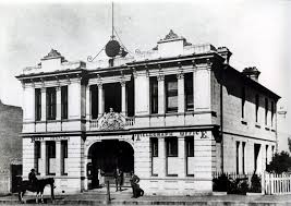 dapto post office. the wollongong post office in lower crown street circa 1898 click on the image dapto