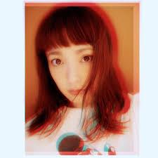 平山あやさんのインスタグラム写真 平山あやinstagram髪を下ろすと