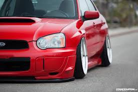 Simplicity Is Beauty // Tucker's Sexy Subaru WRX. | StanceNation ...