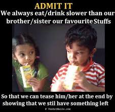 Funny Quotes About Bro Sis