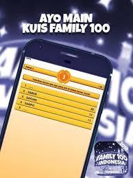 Cara bermain kuis survey 100 cukup mudah, sama seperti kuis family 100, anda akan menjawab pertanyaan yang sebelumnya dikumpulkan dari hasil survey 100 orang. Kunci Jawaban Family 100 Terbaru For Android Apk Download