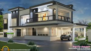 modern home designs floor plans. modern flat roof house in tamilnadu see floor plans home designs 0