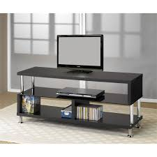 img tv stands contemporary media console with glass