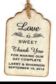 9 best favor tag ideas images on pinterest 2 in, apple ideas and Wedding Favor Message Ideas 50 thank you wedding favor tags gift tags place cards escort tags shower tags love is sweet honey jar labels vintage style Wedding Favor Messages From Lava