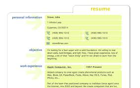 mau tahu resume steve jobs seperti apa