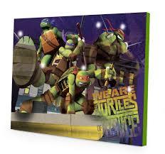 Ninja Turtle Bedroom Decor Nickelodeon Teenage Mutant Ninja Turtles Decor