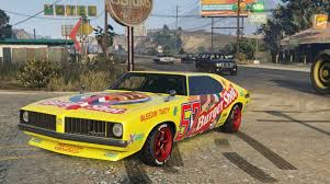 Burger Shot Stallion Gta Side Gta Muscle Cars Pinterest