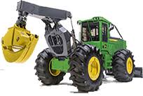 cable and grapple skidders from john deere follow the link to learn more about grapple skidders