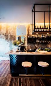 7 Tips To Turn Your Bar Into A Modern Industrial Interior