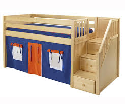 kids low loft bed  home design styles