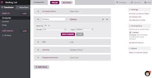 Address Database Software Free Building An App The Simple Way 6 Database Powered App Builders