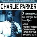 Savoy Jazz Super EP, Vol. 1