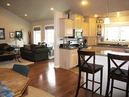 Open Kitchen Dining Living Room Open Concept Kitchen Design Ideas Kitchen Bath Ideas