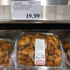 This kirkland signature chicken wings is usda grade a boneless, skinless chicken. Ventura99 Costco Garlic Pepper Chicken Wings Ingredients