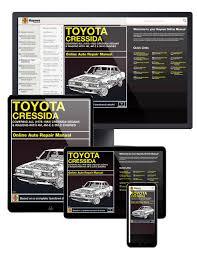 Cressida | Haynes Manuals