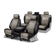 coverking leatherette custom seat covers two rows