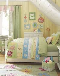 Girls Flower Bedroom Ideas