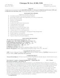Resume Of A Recruiter Military Recruiter Resume Sample Awesome Best