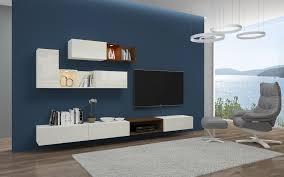 Tv Wall Unit Tv Unit Modern Italian German Tv Wall Unit Designs Blau