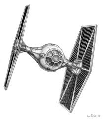 Small Picture TIE Fighter by JanBoruta on DeviantArt