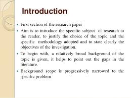 write research paper introductions how to write an introduction explorable com