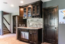 basement bar plymouth mn custom cabinets minneapolis contractor twin cities custom
