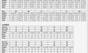 Nitro Snowboards Size Chart 51 Bright Snowboarding Size Chart Women