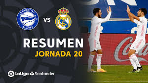 Deportivo Alavés vs Real Madrid ...