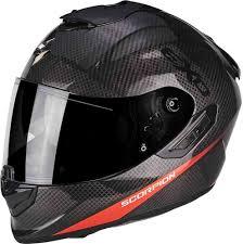 Scorpion Exo 1400 Air Pure Carbon Helmet