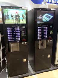 Coffee Bean Vending Machine Gorgeous China Grinder Coffee Bean Vending Machine With 48 Hot Drinks F48