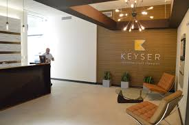 office reception area. Startup Reception Area Office Space | By KeyserCo I