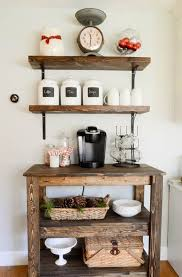 coffee station furniture. unique station allrustic coffee and tea station with stained furniture baskets to coffee station furniture g